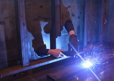 From tube frames to enclosures, we weld it
