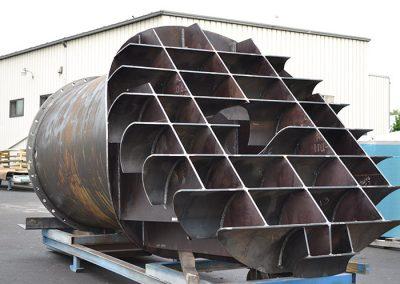 Flow diverter for pump industry